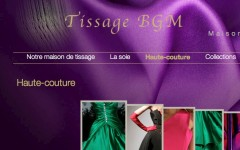Tissage BGM